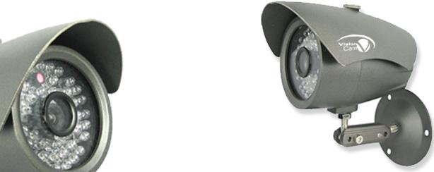 VC-126EP OSD Camera