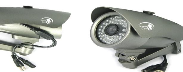 VC-127EP OSD Camera