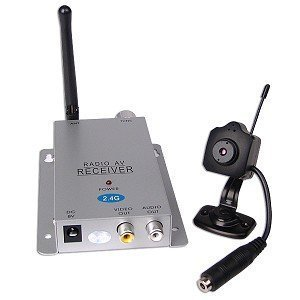 Wireless CCTV Camera for home use and easy installation